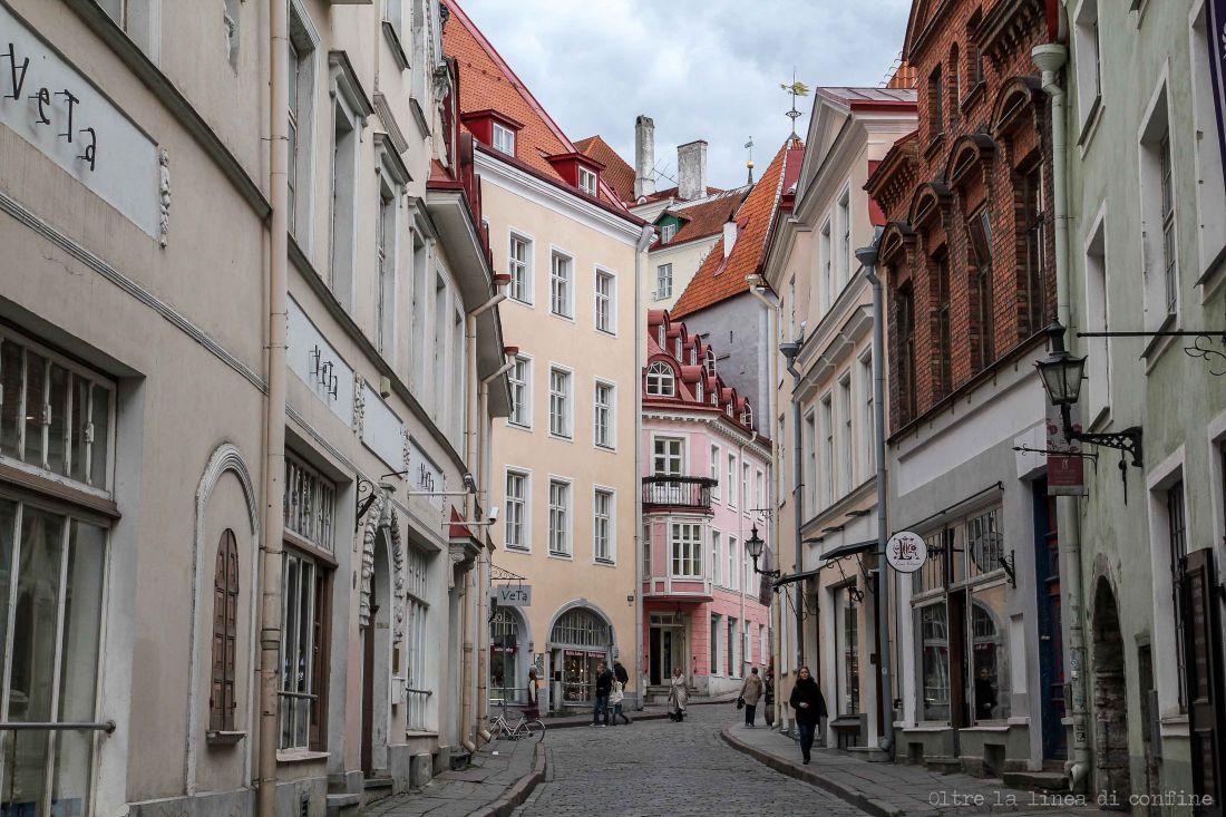 Tallinn Cosa Vedere