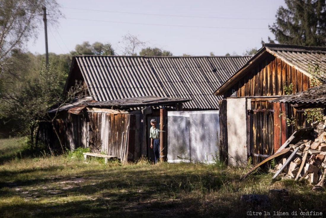Chernobyl Abitanti Self Settlers Samosely Paryshiv Parishev